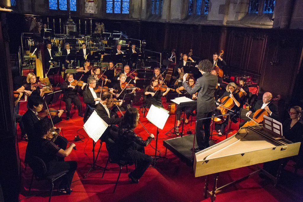 Orchestre National de Lorraine dirigé par Jonathon HEYWARD.